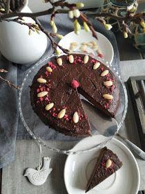PASTU domov: Čokoládový dort bez mouky