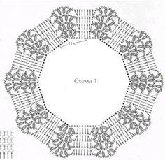 Вязание крючком Marisabel: слои