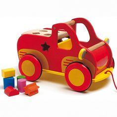 Motorikspielzeug Steckspiele Kids Concept Pumpkin  puzzle and shape sorter grün