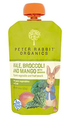 #manythings #Peter #Rabbit Organics snacks are ideal for babies from 6 months + and toddlers. They contain nothing but 100% USDA Certified Organic vegetables and ...