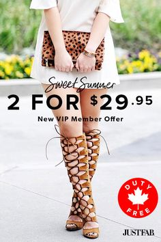 Summer Styles are In - Get Your First 2 Styles for Only $29.95! Take the Style Quiz today to get this exclusive offer!