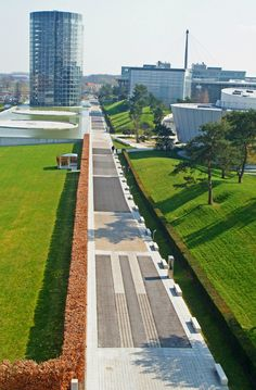 WES park and lagoon landscape Autostadt Wolfsburg-14 photo-Marion-Beckhaeuser