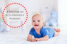 There are a lot of options out there for your nursery. Convertible this, organic that and everything in between. It can be very overwhelming for first time parents. But if you narrow your search criteria to be eco-friendly, it becomes easier to find what you want. We've compiled a list to help you get the eco-friendly nursery of your dreams. 	Second hand 	There are no rules that say your change table has to be exactly that. A change table. Check out Kijiji or yard sales for a dresser that…