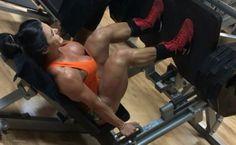 Treino completo de quadríceps da Gracyanne Barbosa com vídeos - Mulher Malhada