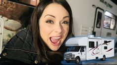 TOUR DO MOTORHOME - FLAVIA CALINA - YouTube