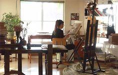 Artist Studio designs