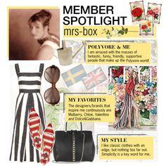 Member Spotlight: Mrs-box by polyvore on Polyvore