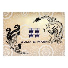ReviewModern Dragon-Phoenix Chinese Wedding Invitation CardsThis site is will advise you where to buy