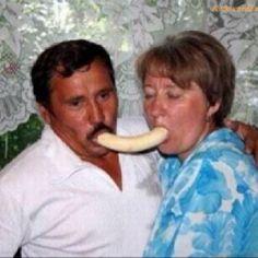 Sometimes your hidden skill, should remain hidden. Banana sucker.