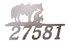 House Numbers / Metal House Numbers /Address / Customize