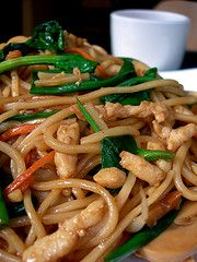 Chicken Lo Mein Recipe