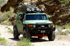 DIY Line-X(like) Green FJ - Toyota FJ Cruiser Forum