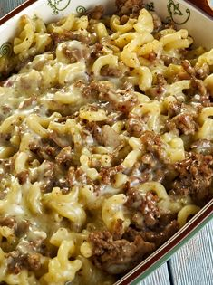 Homemade Hamburger Helper – Delicious recipes to cook with family and friends. Hamburger Dishes, Hamburger Recipes, Ground Beef Recipes, Hamburger Casserole, Cheeseburger Casserole, Chicken Casserole, Bison Recipes, Ground Beef Dishes, Hamburger Stew