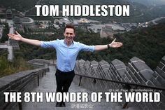 He's both a Marvel and a wonder. Meme created in partnership with @Loki_Page