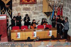 Semblanza Musical de la Escuela Municipal de Música Luigi Boccherini de Arenas de San Pedro en la presentación del VII Festival Luigi Boccherini de Mayo de 2014.