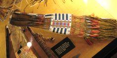 .Cheyenne tobacco bag at Colter Bay