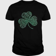 Irish Shamrock St Patricks Day Shirt, Order HERE ==> https://www.sunfrog.com/Holidays/114076283-433632762.html?47759, Please tag & share with your friends who would love it , #redheads #superbowl #birthdaygifts