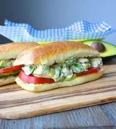 GO OUT AND GET THESE INGREDIENTS RIGHT AWAY… I am obsessed with these sandwiches. All of our favorite things people. Chicken, avocado, tomato, with healthy creamy sauce. Utter and total perfection for lunch or any time. I could eat this every day. Ingredients: 2 celery stalks, chopped 2 green onions, …