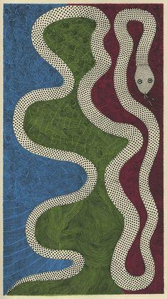 rambharos jha from 'waterlife' (tara books, 2012)