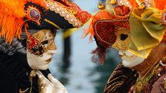 Carnevale, in Venice, Italy