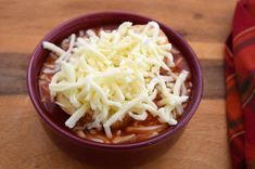 Pizza Parlor Soup  - Warm, comforting, and absolutely delicious!
