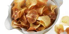 Chips met kruidenzout