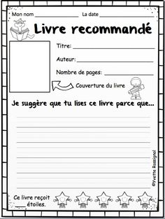 Teach Your Child to Read - 35 French Reading Response! NO PREP :) - Give Your Child a Head Start, and.Pave the Way for a Bright, Successful Future. Learn French Beginner, French For Beginners, Teaching French Immersion, French Articles, French Teaching Resources, Core French, French Education, French Classroom, French Language Learning