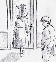 A True Gryffindor, by Marta T