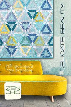 #zenchic modern quilt pattern now available as an instant PDF-Download here https://zenchic.dpdcart.com/cart/add?product_id=72386&method_id=74962