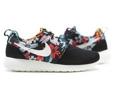 finest selection daf5d adae3 Nike Roshe One WMNS Print-Hawaiian Floral-2 Nike Roshe Rennen, Nike Schuhe