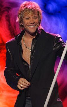 Jon Bon Jovi - my 30 year fantasy!