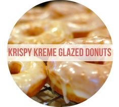 Homemade Krispy Kreme Glazed Donuts - http://www.mythirtyspot.com/2012/06/krispy-kreme-copycat-recipe-for.html |  Copycat Recipes For Your Favorite Fast Foods