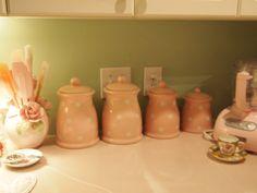 I love my pink kitchen stuff