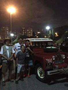 "Event held on February 16 in São Paulo, here I see with my series 2a, 1965 88 ""diesel, and a nice family from the city of Lajes / SC - Brazil"