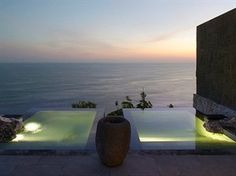 Bulgari Hotels and Resorts Bali - Hot and Cold Jacuzzi