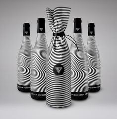 Hrsz. 737 Wine Label Concept on Packaging of the World - Creative Package Design Gallery