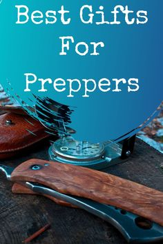 Gift ideas for survivalists, preppers and people living of the grid! #survival #giftguide