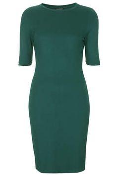 Jersey Mini Bodycon Dress