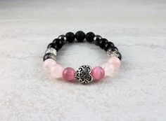 Get Infused with a Wellness Beads Lava Rock Infusible Diffuser Bracelet. Essential Oil Diffuser, Essential Oils, Heart Bracelet, Different Shapes, Lava, Knots, Swarovski Crystals, Hearts, Beaded Bracelets