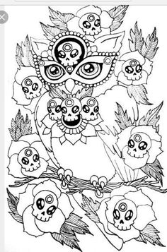 318 Best Trippy Psychedelic Coloring Pages Images
