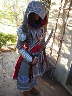 Assassins Creed Embroidered Costume