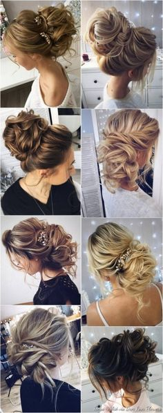#Loose hairstyle #Updo hairstyle