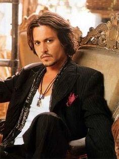 Johhny Depp fashion style