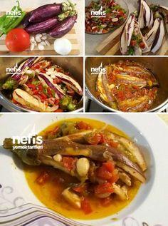 Zeytinyağlı Patlıcan Yemeği Tarifi nasıl yapılır? 2.809 kişinin defterindeki bu tarifin resimli anlatımı ve deneyenlerin fotoğrafları burada. Yazar: Geleneksel Lezzetler