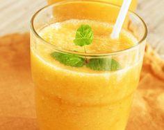 Protizánětlivé smoothie s kurkumou | Slunečný život