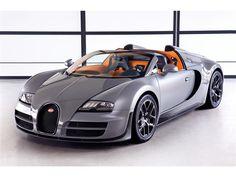 Bugatti Veyron Grand Sport Vitesse (2012)