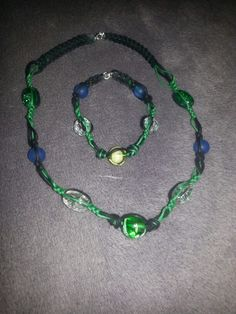 Armband und Halskette