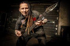 Zoltan Bathory - of Five Finger Death Punch - Dean AR-6 Stealth