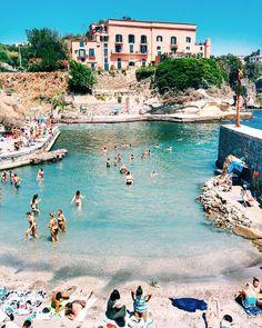 La Gaiola a Posillipo - #Napoli