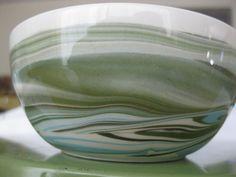 Art Bowl, Hebridean Pottery, Isle of Lewis, Fear an Eich, Scotland